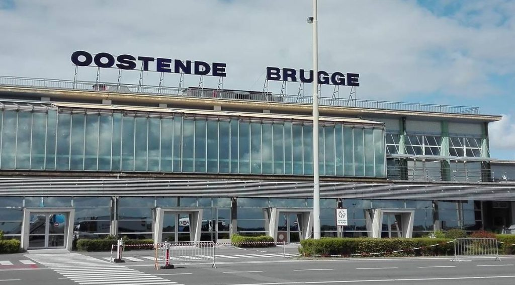 Ostend bruges international airportpresentation of ostend for Dhondt interieur brugge openingsuren